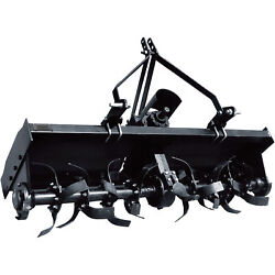 Nortrac 3-pt. Pto Rotary Tiller - 71in.w Category 2