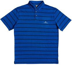 Quiksilver Menand039s Waterman Collection Polo Shirt Free Cast - Brl6 - Xxlarge - Nwt