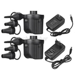 Portable Electric Air Pump For Inflatables Air Mattress Raft Air Bed Boat Pool