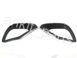 W217 C217 Mercedes S Coupe Amg Carbon Front Bumper Covers
