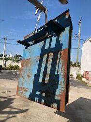 Dock Board Plate And Forklift Pallet Ramp 60andrdquo X 60andrdquo