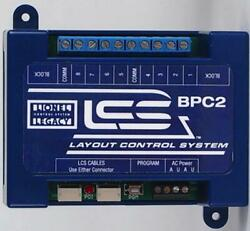 Lionel 6-81640 O Lcs Block Power Controller 2 Bcp2
