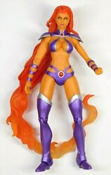 Dc New 52 Starfire Teen Titans Figure Red Hood And The Outlaws