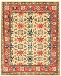 Hand-knotted Carpet 8'0 X 9'11 Traditional Vintage Wool Rug