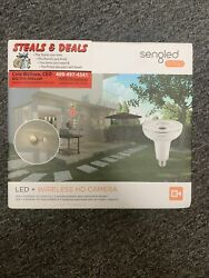 Sengled Snap Led + Wireless Hd Camera 60w Replacement