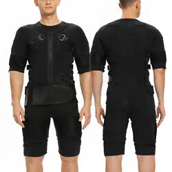 Hottest Electric Ems Fitness Wireless Workout Full Body Training Slimming Suit