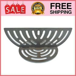 Firebox Divider Charcoal Fire Grate For Large Big Green Egg Grill Mini