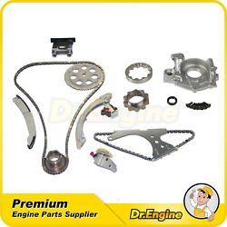 Timing Chain Kit Oil Pump Fit 07-11 Chevrolet Colorado Gmc Canyon Hummer H3