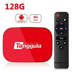 Tanggula X1 Series 4gb + 128gb Android Tv Box + Free Gift - No Monthly Fees