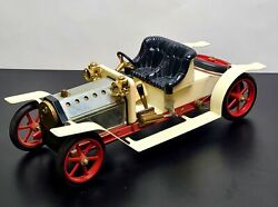 Mamod Made In England Steam Engine Roadster - Metal - Diecast