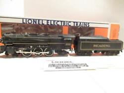 Lionel- 18004 -reading 4-6-2- Steam Loco W/ Pullmor Motor And Magne-traction- Hh1