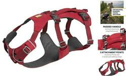 Flagline Lightweight Multi-purpose Harness For Dogs Small Red Rock