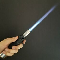 Super Powerful Windproof Lighter Jet Torch Kitchen Ignition Outdoor Bbq Pencil