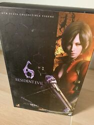Hot Toys Vgm 21 Ada Wong Resident Evil 6 1/6 Scale Figure
