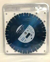 New Sealed Total Tool Supply Inc 14 Masonry Saw Blade Wet/dry