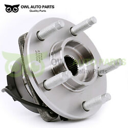 1pc Front Wheel Bearing Hub Left Or Right For 05-06 Pontiac Pursuit W/abs 513206