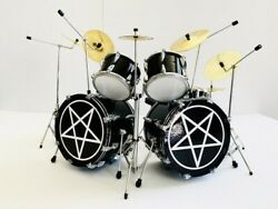 Tommy Lee - Tommy Lee Motley Crue Shout At The Devil Sonor Phonic Plus Mini Drum