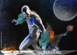 16 Add Toys Ad05 Silver Surfer Norrin Radd Action Figure Normal Ver. Collection