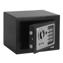 Home Digital Security Safe Box Wall With Lock For Jewellery Money Gun Valuables