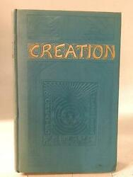 Creation The Scriptural Proof J. F. Rutherford - 1927 Id82683