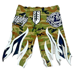 Wwe Nxt Buddy Murphy Ring Worn Hand Signed Shorts With Picture Proof And Coa 1
