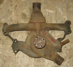 1953 Cadillac 331 Water Pump 1460222 Non-dynaflow And Thermostat Housing Orig