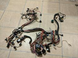 1999 Mercury 150hp Dfi Optimax Engine Wire Harness Assembly 1