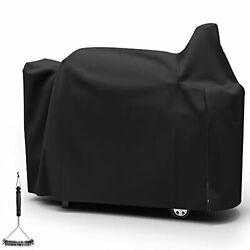 820 Form-fitted Pellet Grill Cover For Pit Boss 820 Series Special Zipper Desig