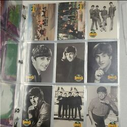 288 Rare Beatles Collection Trading Cards.. Thier Tours, Off Stage And Much More