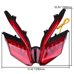 Motorcycle Taillight Integrated Brake Light Fit For Ducati Panigale 959 1299