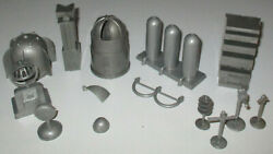 Marx 1950s Atomic Cape Canaveral Play Set Accessories
