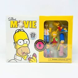 The Simpsons Movie Dvd And Exclusive Action Figures