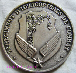 Med10234 - Medal 7anddeg Rgt Helicopter Combat 1992 Awarded To One Capit
