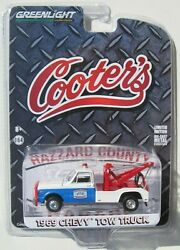 Greenlight The Dukes Of Hazzard Cooterand039s 1969 Chevy Tow Truck