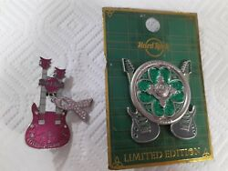 Hardrock Cafe Pins Limited Editions