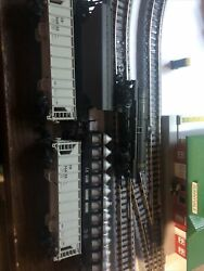 N Scale Freight Cars Lot Of 5 Vintage