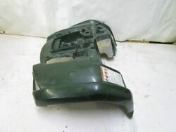 2002-2005 Yamaha Grizzly 660 Front Fender Body Green Ships Freight