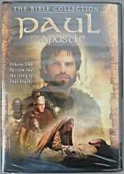 Paul The Apostle Dvd, 2005, Edited Version The Bible Collection New, Sealed