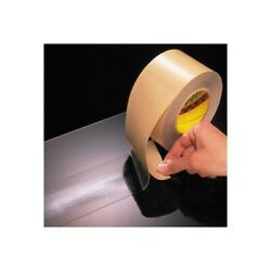 3m 465 Adhesive Transfer Tape, Hand Rolls, 2.0 Mil, 1 X 60 Yds., Clear, 36/case