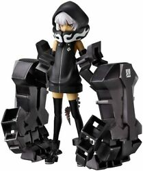 Max Factory Figma Black Rock Shooter Strength Action Figure With Tracking