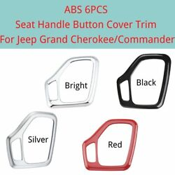 Shift Knob Panel Central Control Panel Frame Cover Trim For Jeep Cherokee Abs1