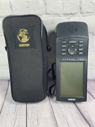 Garmin Gpsmap 195 Aviation With Carry Case Untested As-is Bundle