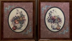 Home Interior Set Of Fruit Bowl Picture Frames 13 X 11andrdquo