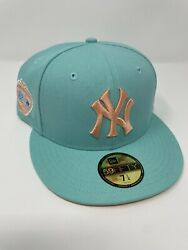 Ny Yankees Sugar Shack Hat Mint - Hat Club Exclusive 1977 Asg Patch Size 7 1/4