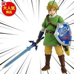 Up To 85 Off Figma Link Non-scale Abs Pvc Painted Movable Figure Skyward Sword