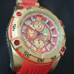Limited Edition Marvel Marvell Iron Man Watches