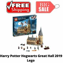 Lego Harry Potter Hogwarts Great Hall Building Kit 75954 Toy Of The Year 2019