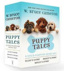 Puppy Tales Dogs Purpose Box Set By W. Bruce Cameron Paperback Book Free Shippin