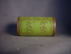 Mickey Mouse Walt Disney Treasure Chest Bank Celluloid Zell Toy Dating From 1930