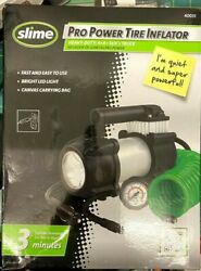 Slime 40031 - Pro Power Heavy Duty Tire Inflator Green - New - Free Shipping